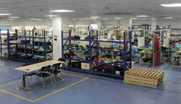Battery tester assembly facility China