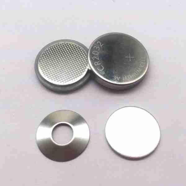 CR2032 coin cell case