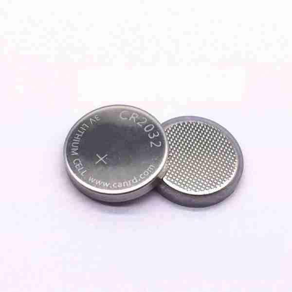 Coin cell case 2 piece