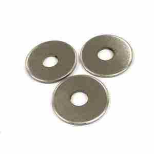 Punched Spacer for coin cells